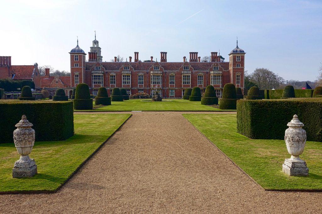 felbrigg estate, palace, mansion