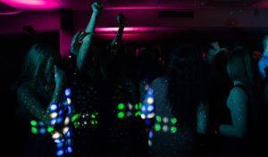 people, crowd, girls